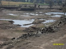 नर्मदा घाटी में अवैध रेत खनन पर शिंकजा कसने के एन.जी.टी. के आदेश